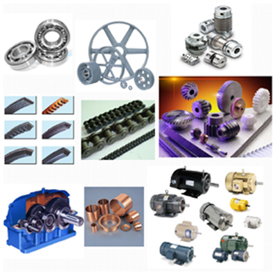 motors and power transmission