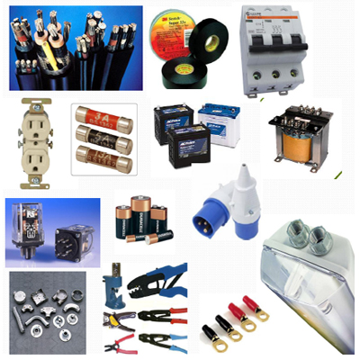 electrical cables and equipments