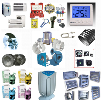 refrigeration and air conditioning equipment