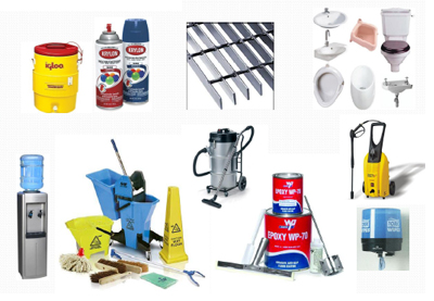 plumbing equipments and products