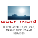 Gulf India - Ship Chandlers, Rig, Oil, Gas, Marine Supplies and Service